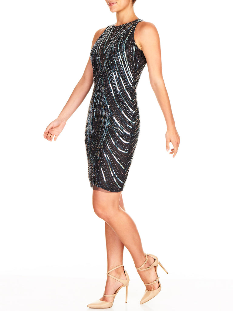 Eloise Sequin Dress