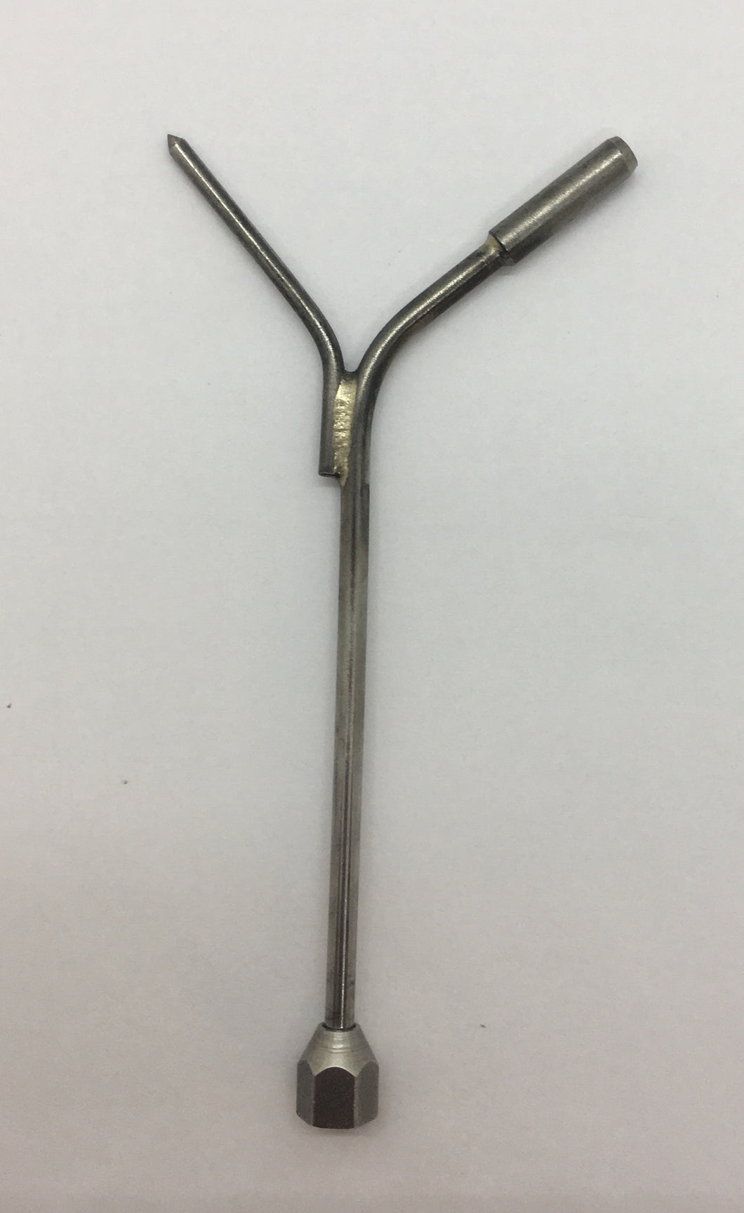 Torch Tip with Stainless Steel Pick