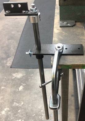 Height Adjustment Torch Stand