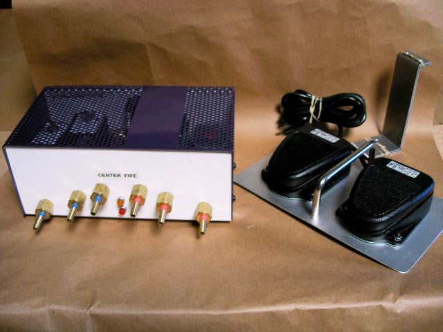 Jeff Rogers Double-Stage Torch Foot Switch