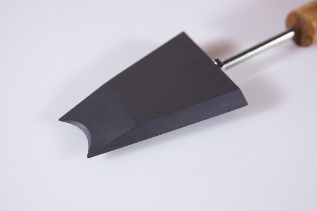 Large Curve Graphite Shaping Tool