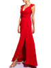 Rayne Lace Wrap Gown