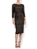 Roxette Sequin Cocktail Dress