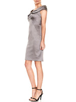 Renata Sateen Dress