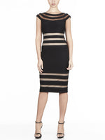 Isabella Body Con Dress