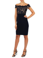 Abigail Lace Bandage Dress