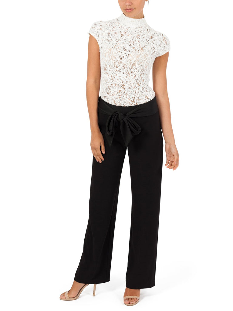 The Bettinda Tie Pant A Sleek & Slimming Style, That Is A Wardrobe Must Have.