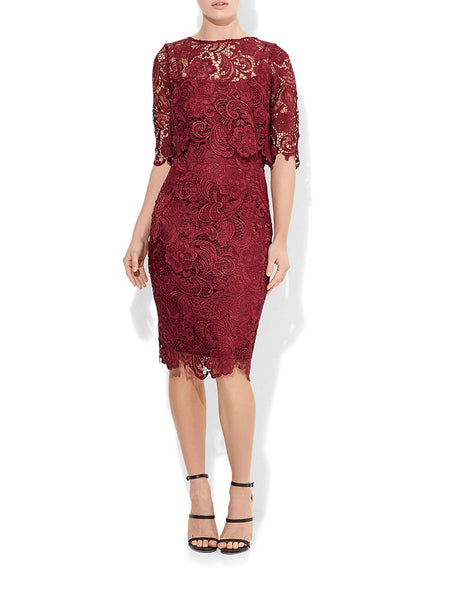 Peggy 2 Piece Lace Dress