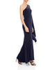 Ballencia One Shoulder Gown
