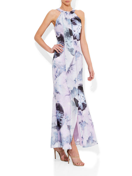 Florence Soft Halter Gown