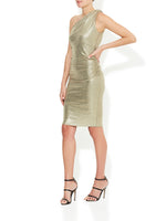Ivanka One Shoulder Dress