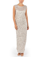 Anastasia Hand Beaded Gown