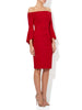 Miranda Bell Sleeve Dress