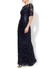 Adele Embroided Lace Dress