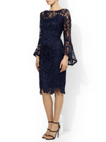 Martina Lace Shift Dress