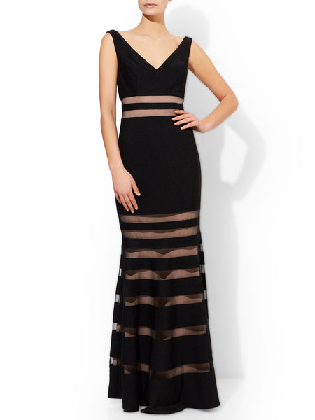 Belinda Body Con Gown