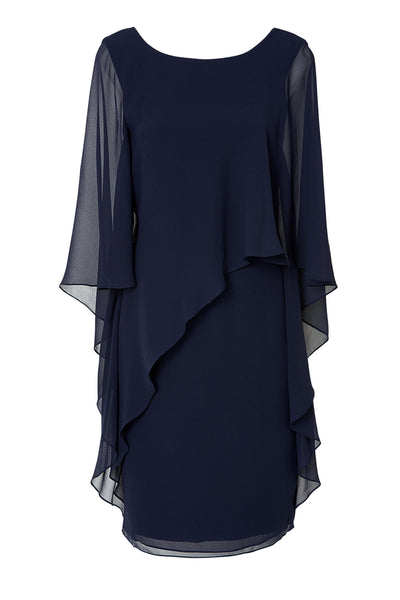 Ciana Navy Cocktail Dress