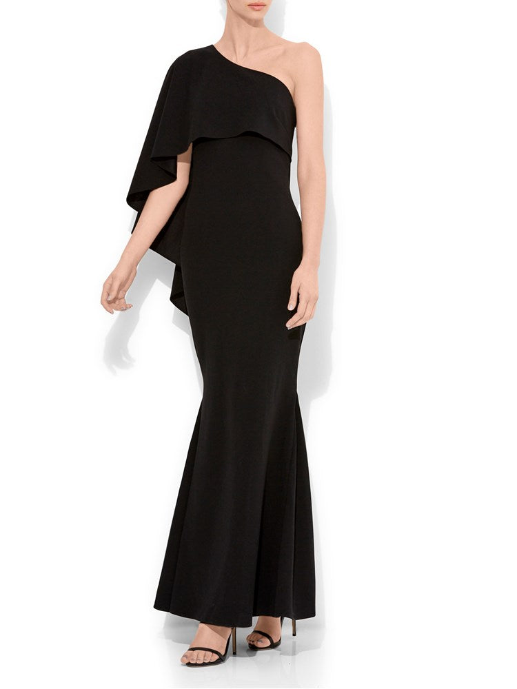 Cosmina One Shoulder Gown