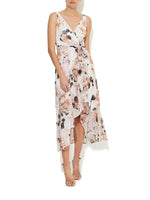 Rosie Print Chiffon Dress