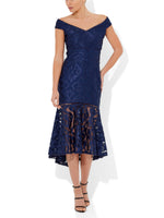 Samantha Lace Cocktail Dress