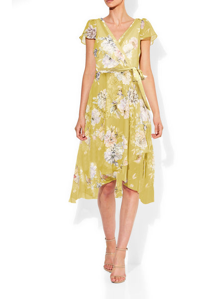 Sierra Sunshine Soft Chiffon Dress