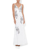 Luisa Applique Gown Ivory