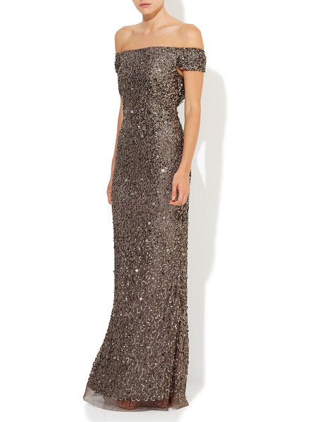 Giselle Sequin Gown