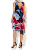 Tegan Printed Chiffon Dress