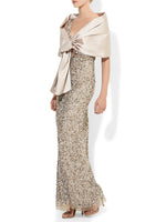 Ashley Sateen Wrap