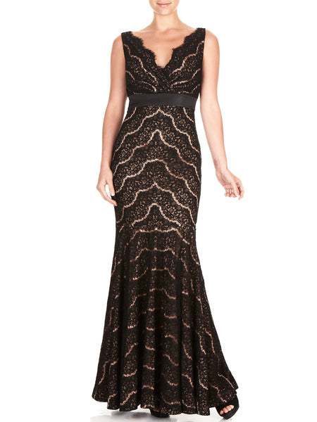 Janine Lace Gown