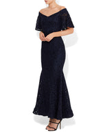 Flamenca Two Tone Lace Gown