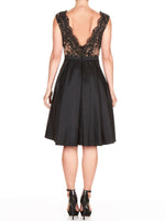 Goldie Lace & Taffeta Dress