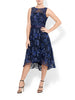 Cellini Embroided Lace Dress