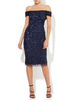 Chiara Hand Beaded Dress