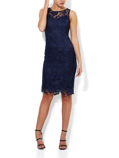 Tilly Lace Shift Dress