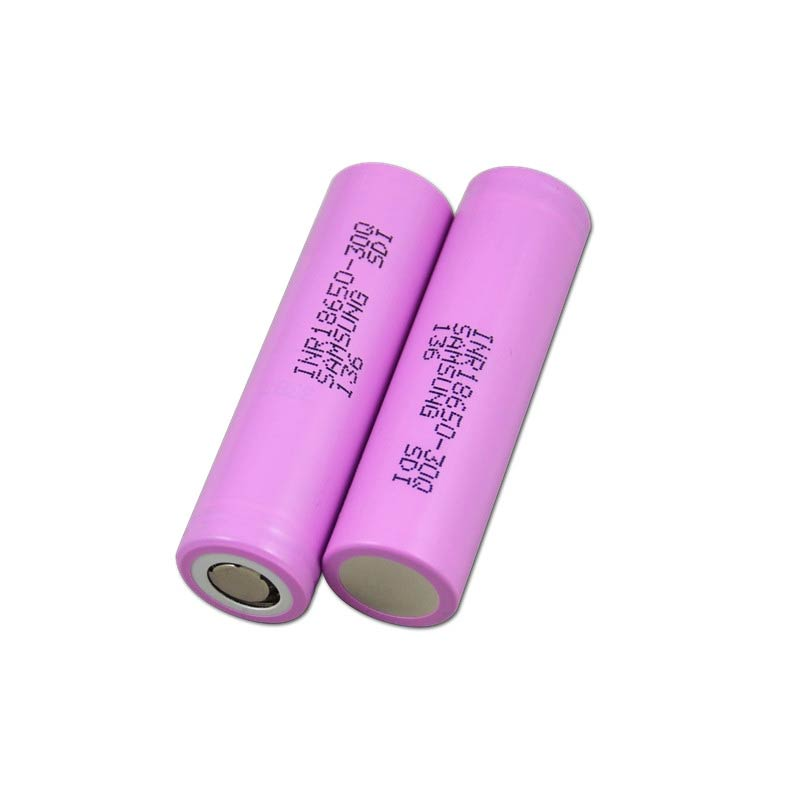 Samsung 30Q 18650 INR Battery Cell (3000mah)