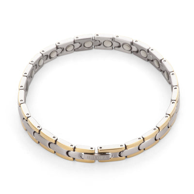 Rua Hauora Bracelet In Gold And Silver