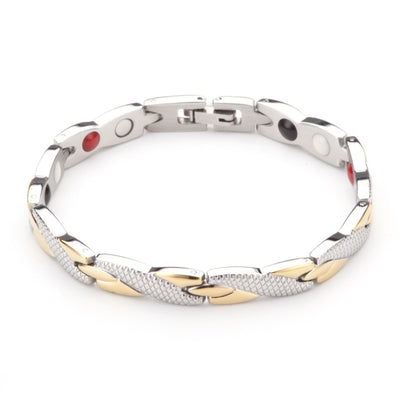 Xavier Hauora Bracelet In Gold and Silver