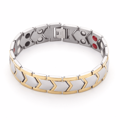 Arrow Hauora Bracelet In Gold And Silver