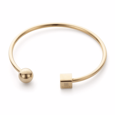 Kupiki Cuff In Gold