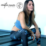 Black OM Leggings