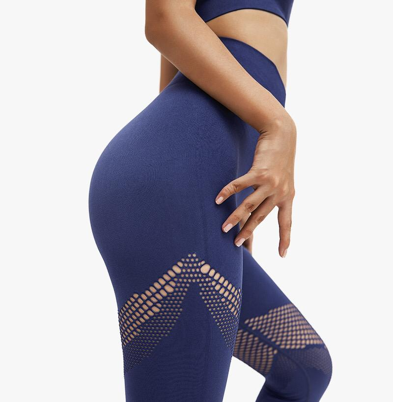 Blue Goddess Seamless Set