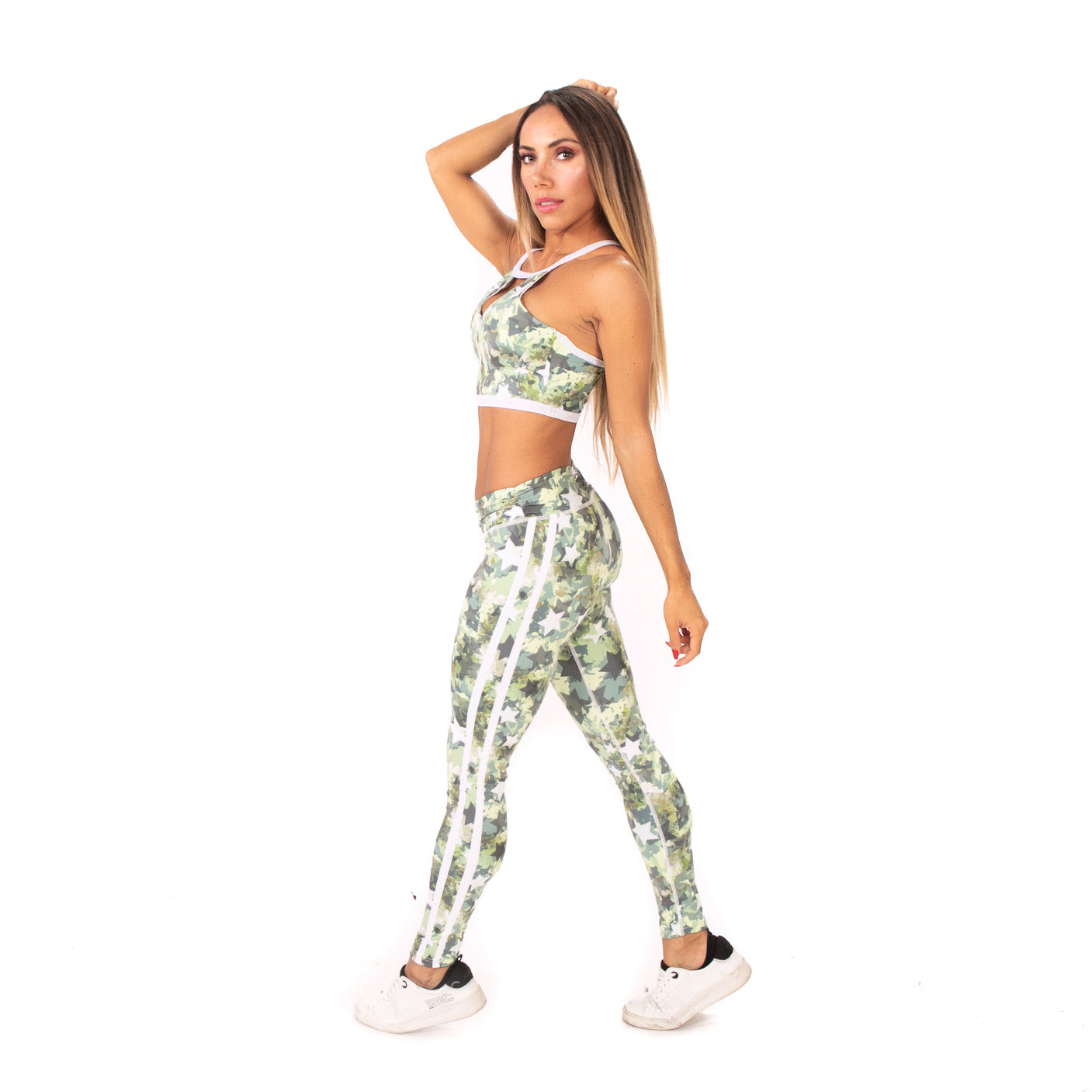 Star Camo Leggings