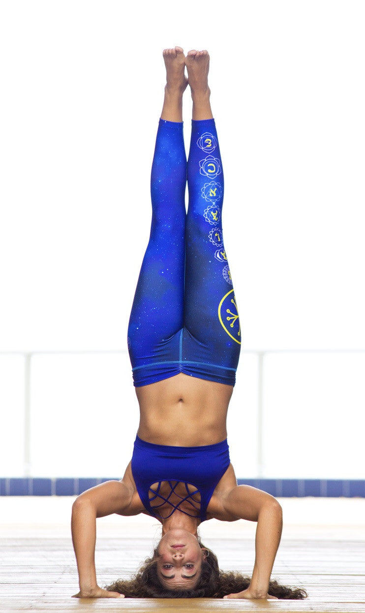 Balance Blue Leggings