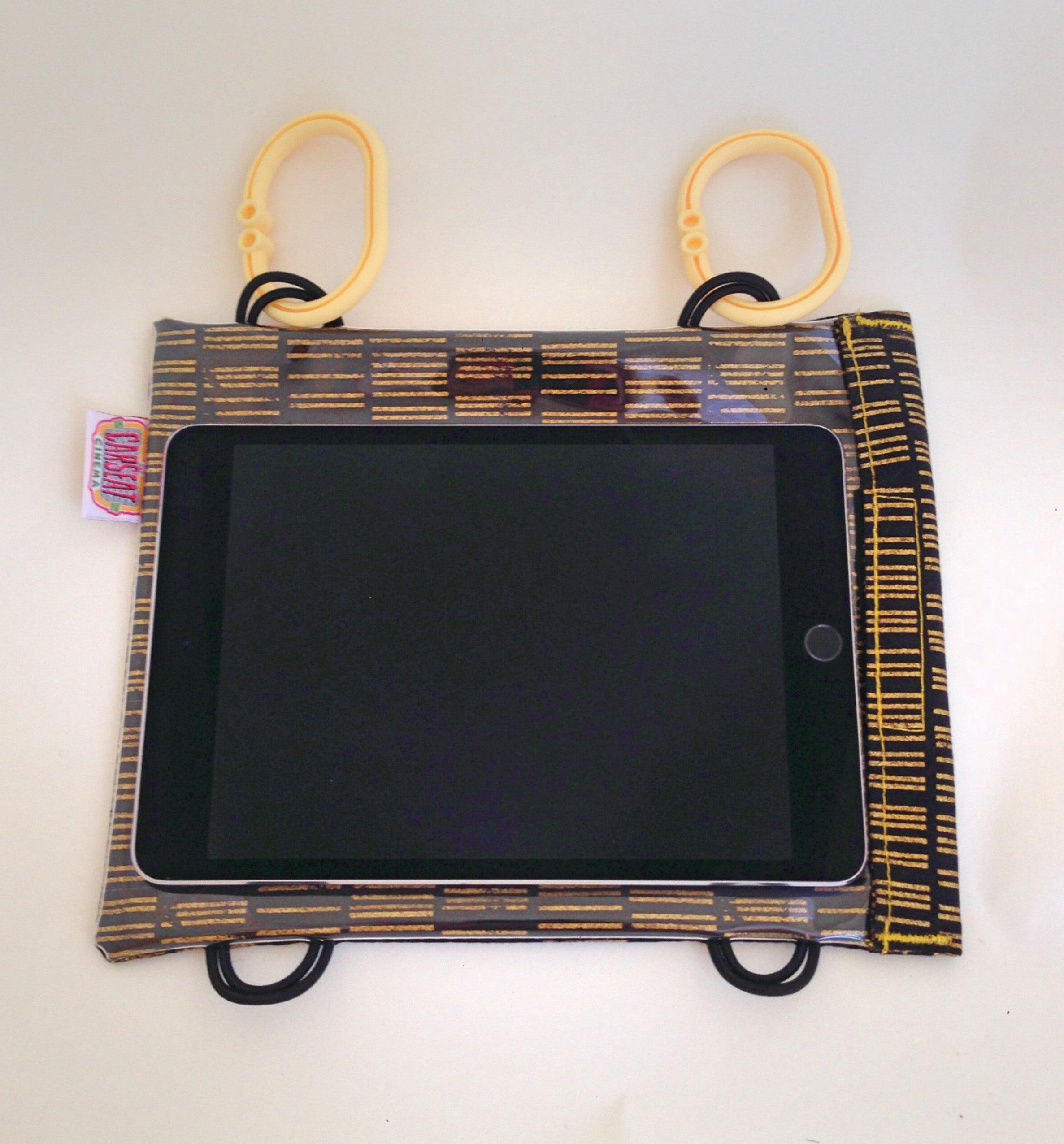 Goldy Lines Mini Tablet Case