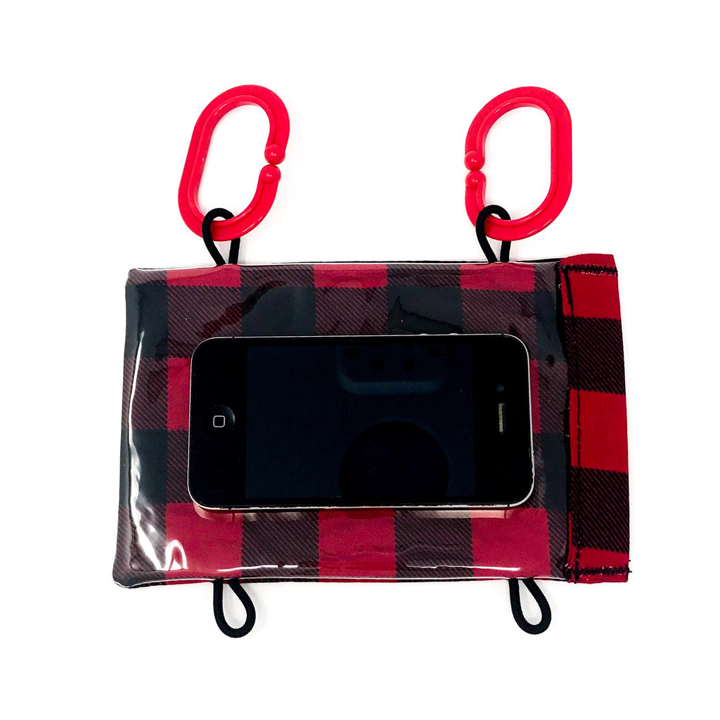 Lumberjack Red Smartphone Case