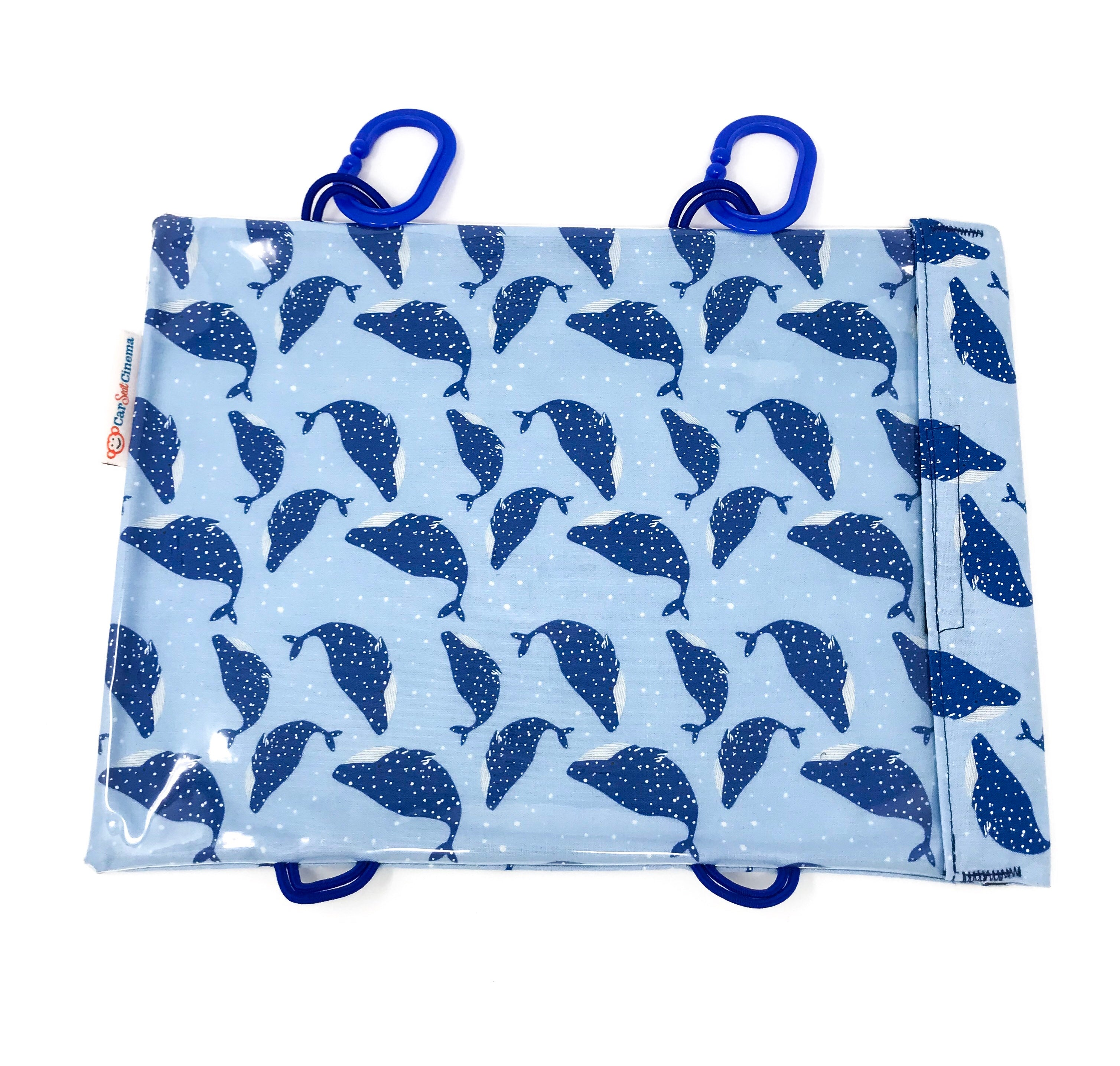 Whales & Waves Tablet Case