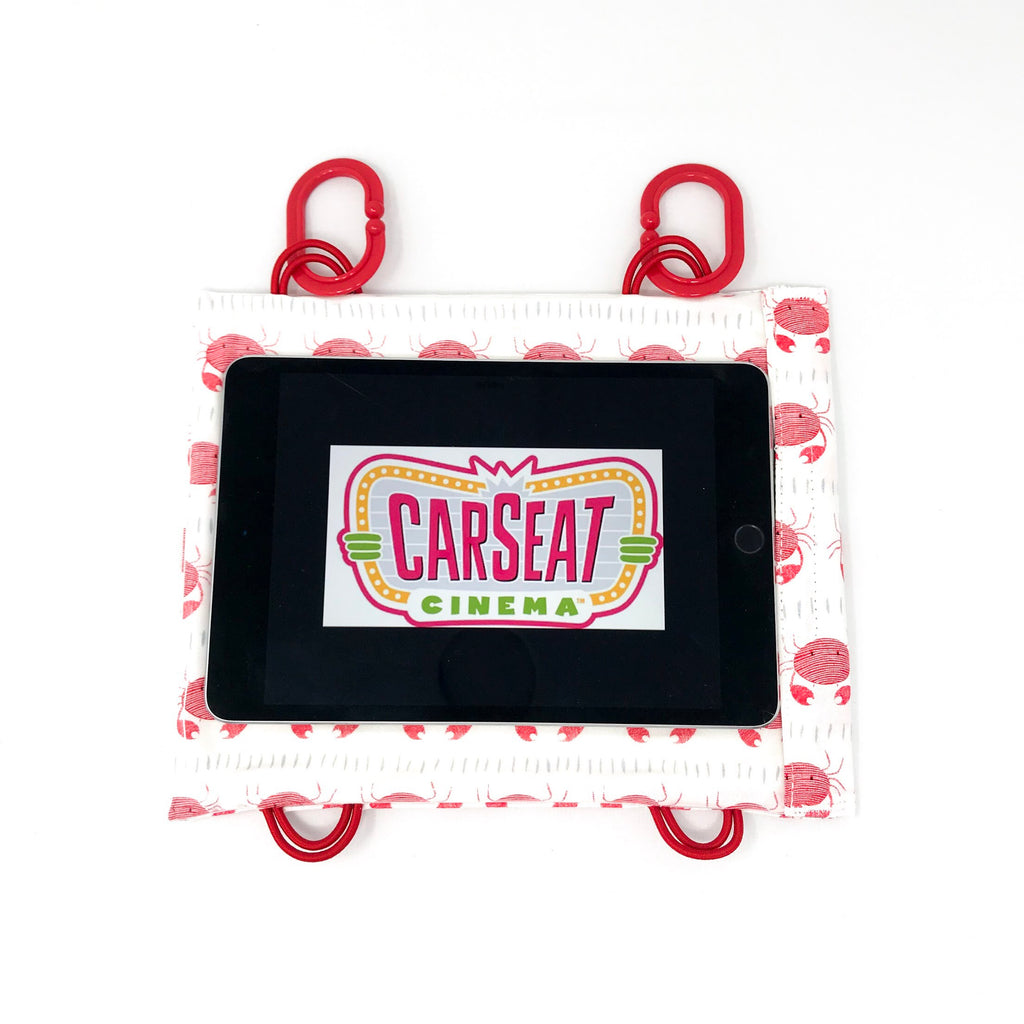 Crab Ahoy Mini Tablet Case