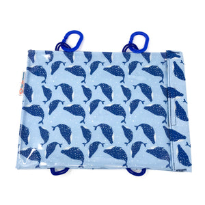 Whales & Waves Mini Tablet Case