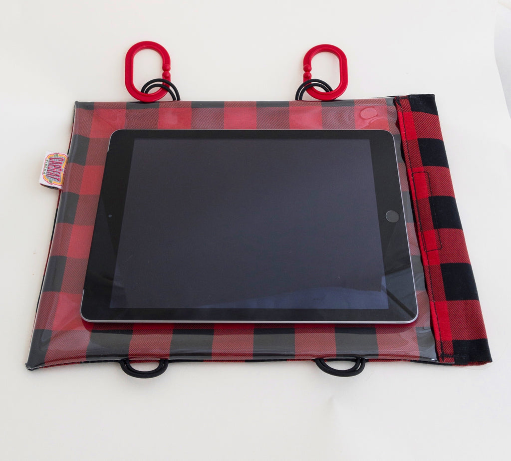 Lumberjack Red Tablet Case